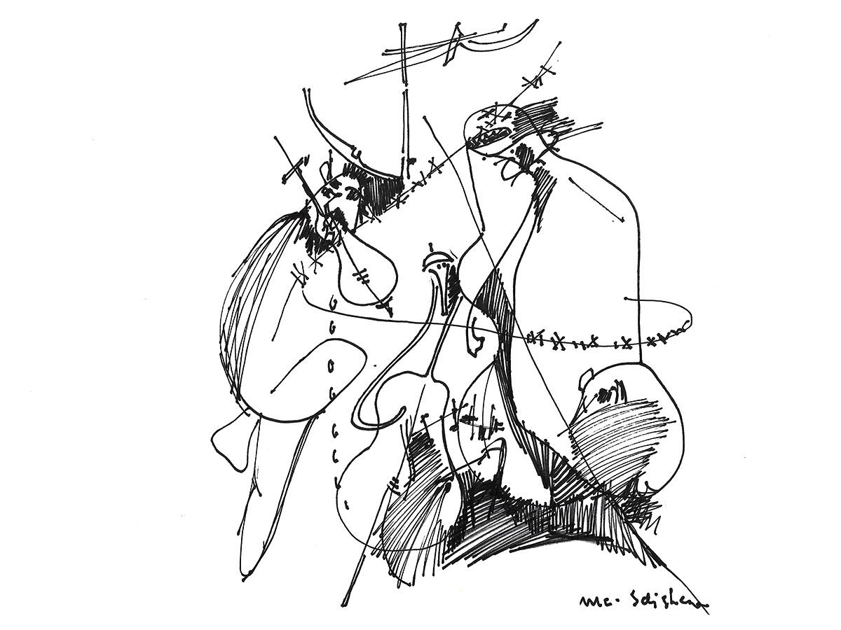 Tristan Honsinger trio, Schighera, Milano
